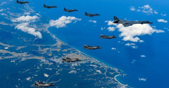 South Korea, U.S. to hold postponed military drills