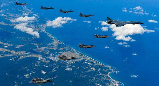 "South Korea, U.S. to hold postponed military drills ""as planned"": USFK"
