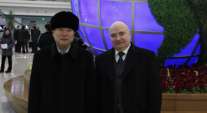 North Korean delegation heads to Moscow for talks, Russian embassy says