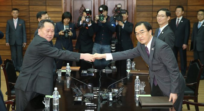 Pyongyang, Seoul agree to hold inter-Korean summit on April 27
