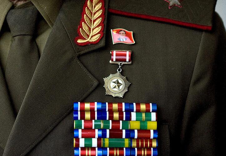 The unusual history of North Korea's military ranks