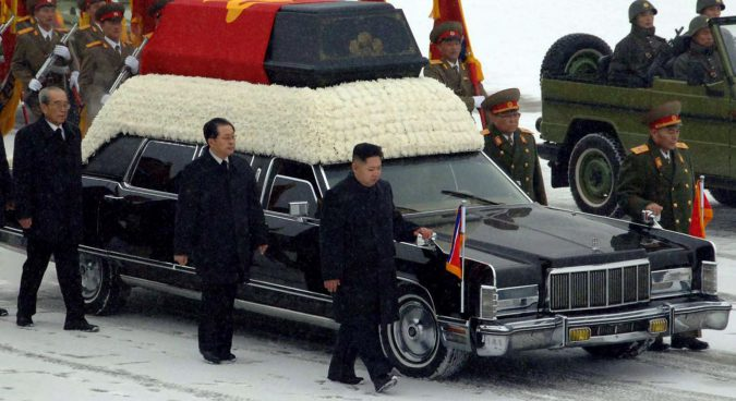 Fourteen days which shook the country: the death of Kim Jong Il