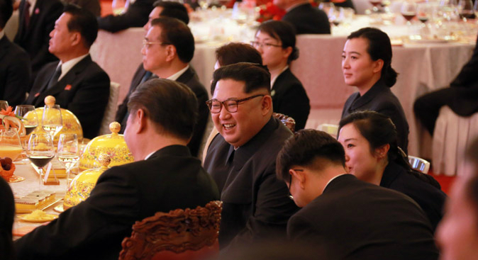 Kim Jong Un meets Xi Jinping: experts react