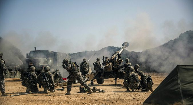 South Korea, U.S. to start annual joint military drills on April 1
