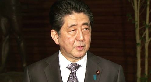 "North Korea not using summits to ""buy time"" for further nuclear development: Abe"