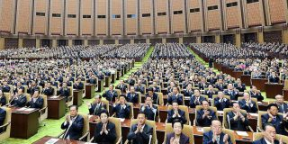 How the North is run: the Supreme People's Assembly