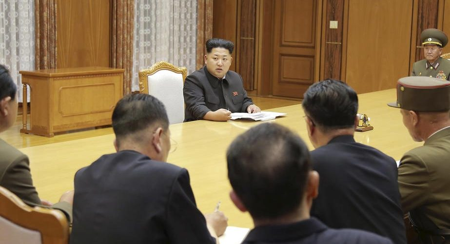 """North Korea may """"reconsider"""" participation in summit with U.S.: official"""