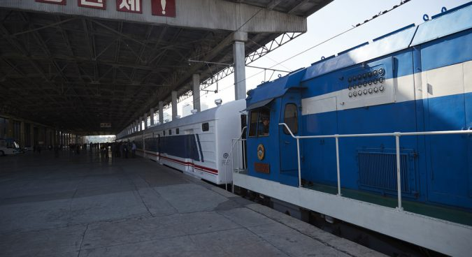 The decline and fall of North Korea's once-great railways
