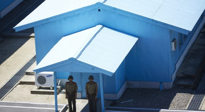 Visitors to North Korea to be barred from Kaesong and DMZ next week