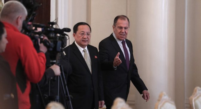Russian foreign minister accepts North Korean invitation to Pyongyang: MFA