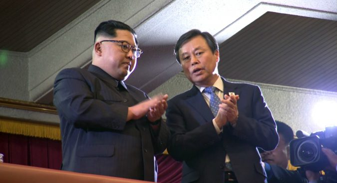 "Kim aware K-pop concerts could have ""considerable"" impact in North: ROK minister"