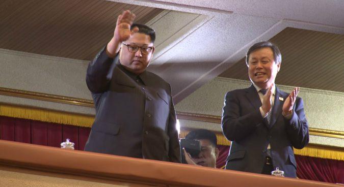 """Kim Jong Un hails Pyongyang K-pop concert as """"significant"""""""