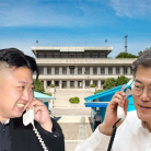 Hotline between leaders of the two Koreas installed, successfully tested: Seoul