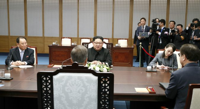 "Kim Jong Un calls for ""open-hearted"" attitude as third inter-Korean summit begins"