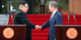 Two Koreas agree to pursue end to armistice agreement, seek peace treaty