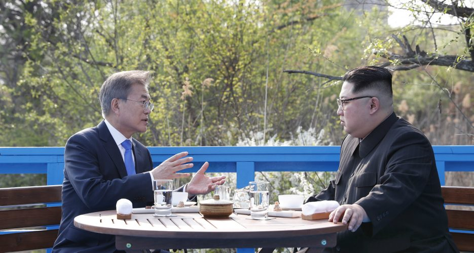 South Korean President reiterates desire for fourth summit with Kim Jong Un