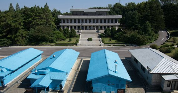 Two Koreas agree on schedule, broadcasting, and joint banquet for Friday's summit
