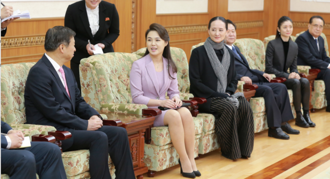 """Respected"" Ri Sol Ju: a new personality cult for N. Korea's first lady?"