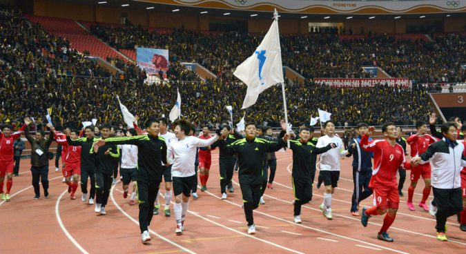 Two Koreas to discuss resumption of cultural, sport exchanges following summit