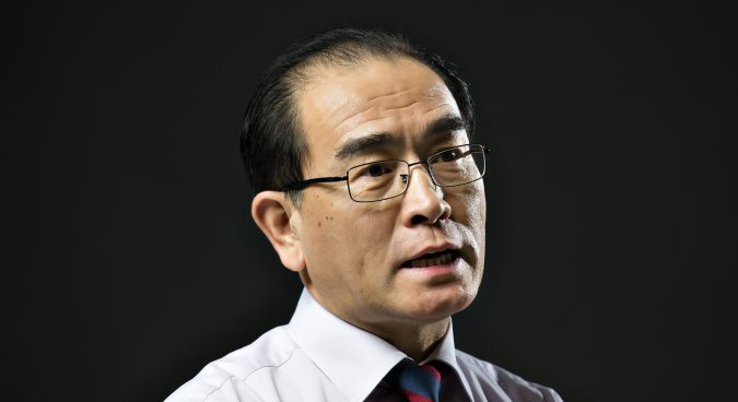 "North Korea will continue ""Kaesong model,"" not pursue wider reform: Thae Yong-ho"