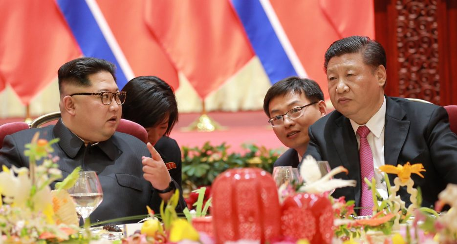 Thunderclouds over the honeymoon: Kim, Xi, and the looming Trump summit