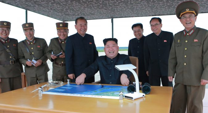 North Korea may restart missile tests if summit fails: Chongryon-linked scholar