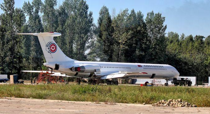 Kim Jong Un's personal jet, DPRK cargo plane spotted in Dalian