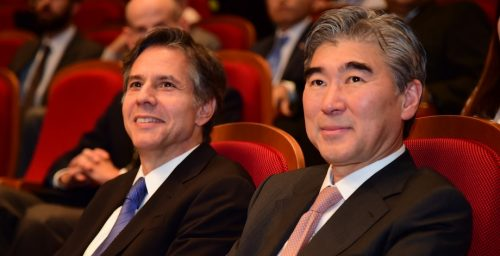 Who is Sung Kim, the American diplomat leading talks with the North Koreans?