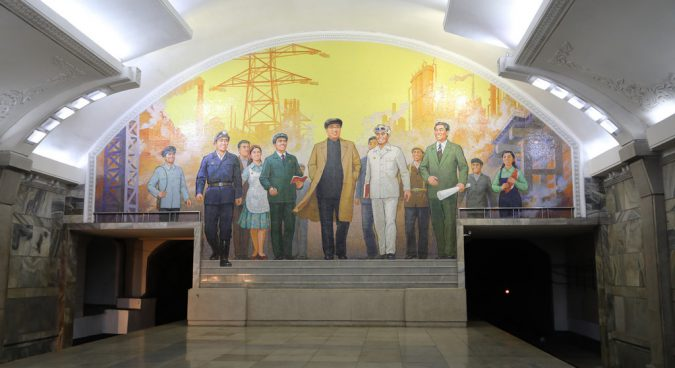 The biggest tax cuts in North Korean history