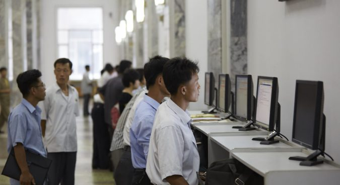 New North Korean website offering electronic payments, online bookings