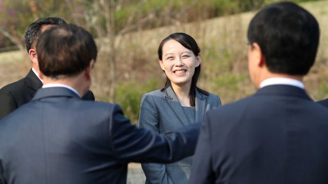 Kim Yo Jong potentially demoted from politburo position, state media suggests