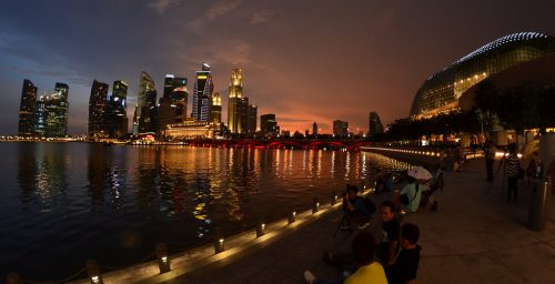 Singapore's long, cozy relationship with North Korea