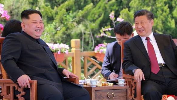 Kim Jong Un and Xi Jinping hold second summit in China