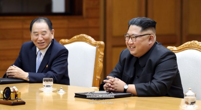 North Korea's Kim Yong Chol in Beijing, likely en route to DC: media