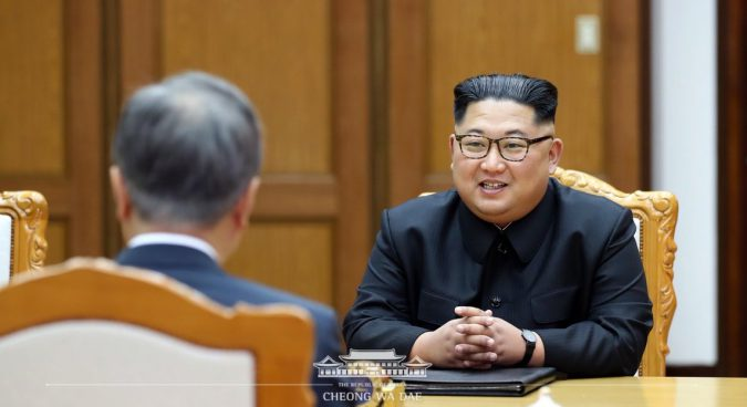"Kim Jong Un unsure he can ""trust"" U.S. security guarantees: Moon"