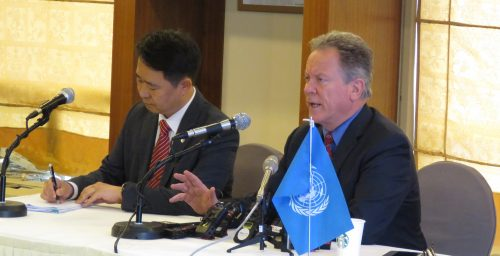 Access, transparency remain concerns for North Korea operations: WFP chief