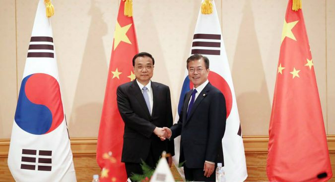Beijing, Seoul to review railway construction linking two Koreas to China