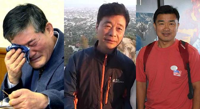 North Korea releases three detained U.S. citizens: Trump