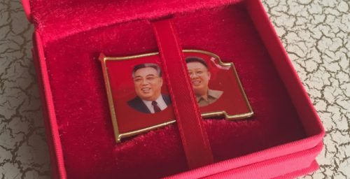 DPRK loyalty badges now easier to obtain for foreigners, but come with a price