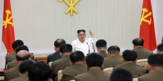 N. Korean ruling party agrees to strengthen military, national security: KCNA
