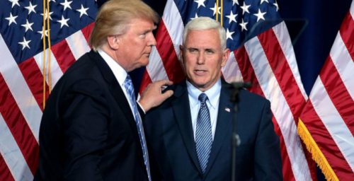 "Kim Jong Un will not ""play"" Trump, denuclearization remains U.S. goal: Pence"