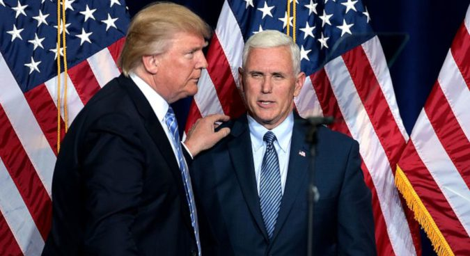 "Kim Jong Un will not ""play"" Trump, denuclearization remains U.S. goal: Pence"