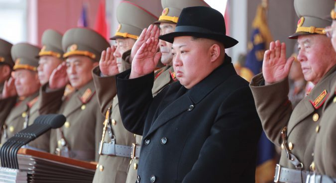 """Punching above its weight? North Korea's role as a """"middle power"""""""