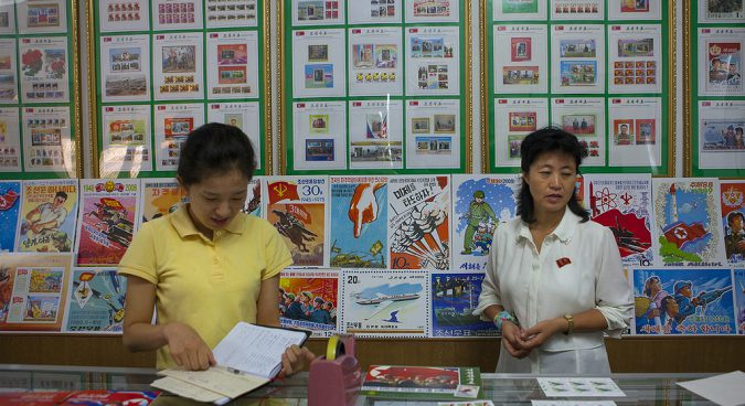 Anti-U.S. souvenirs disappear from tourist shops in North Korea: sources