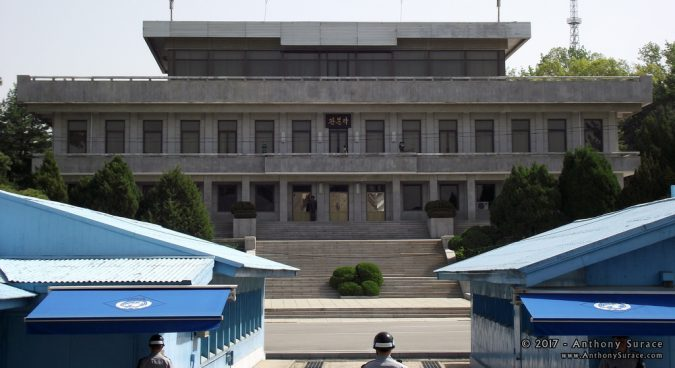 Two Koreas kick off first general-level military talks in over ten years: MND