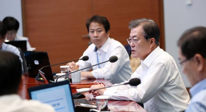 Ask a North Korean: how do you feel about Moon Jae-in's policies so far?