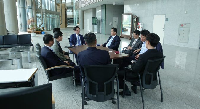 Following visit, South Korean delegation says renovation needed at Kaesong
