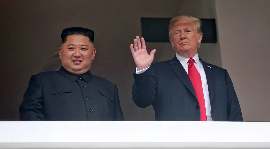 Trump announces Hanoi as location for upcoming U.S.-DPRK summit
