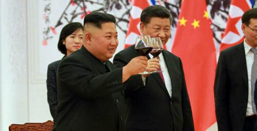 Déjà vu all over again: Kim Jong Un returns to Beijing