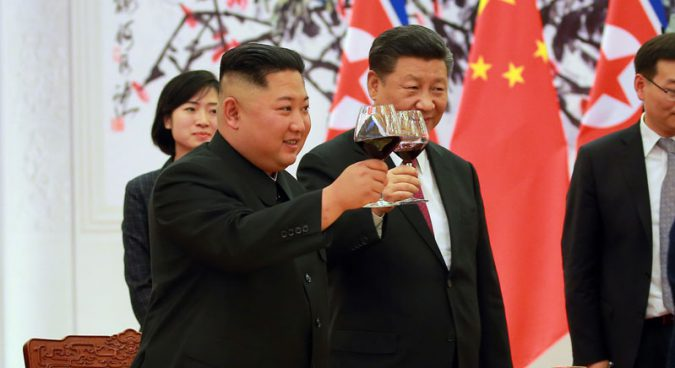 Kim, Xi discuss denuclearization, Sino-DPRK relations at Beijing summit: KCNA
